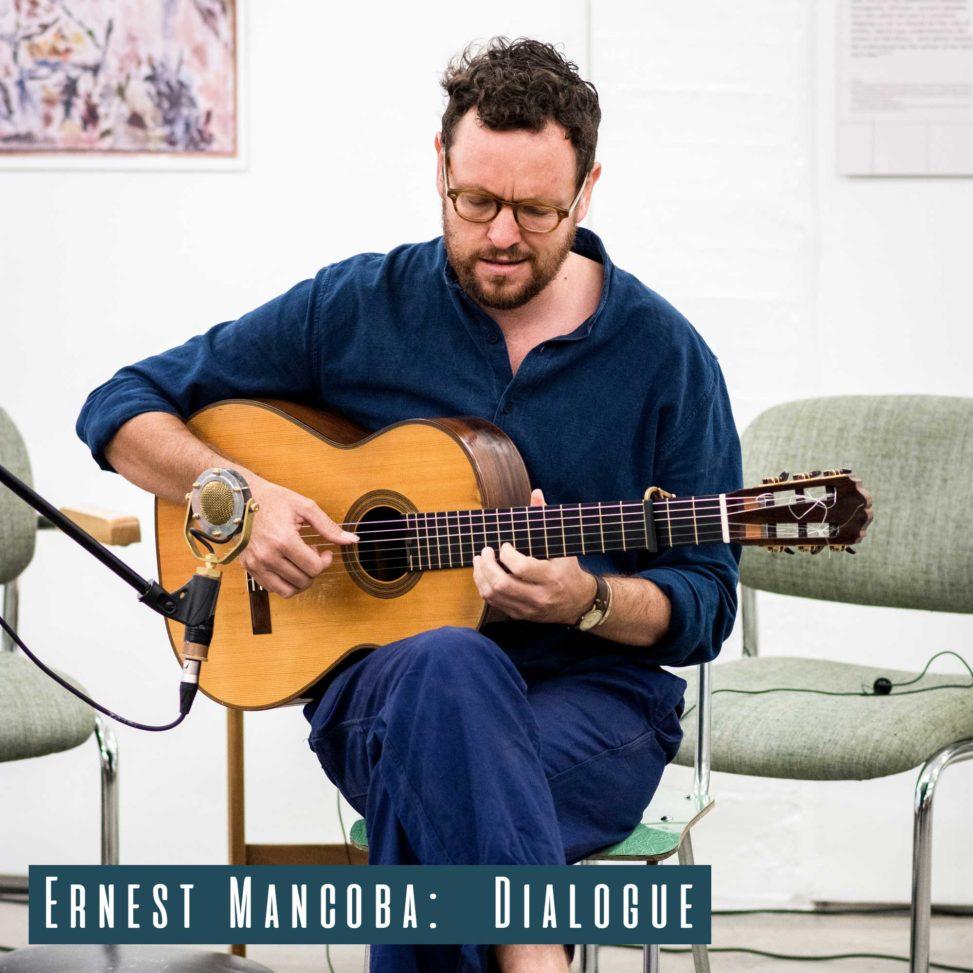 Derek Gripper performs at Dialogue